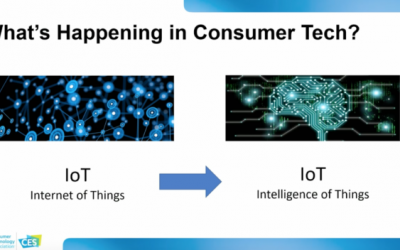 NEW IoT ! « Intelligence of things » will replace « Internet of Things » !